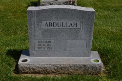 Mazhar Abdullah