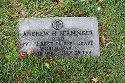 Andrew H. Berninger