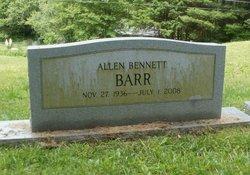 Allen Bennett Barr