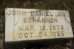 John Daniel Joe Bohannon