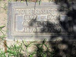 Maude <i>Nissen</i> Barry