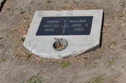 Daniel F Alegria