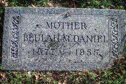 Beulah <i>Fite</i> Daniel