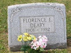 Florence E Deary