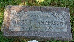 Alice E <i>Mead</i> Anderson