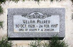 Velma Allred