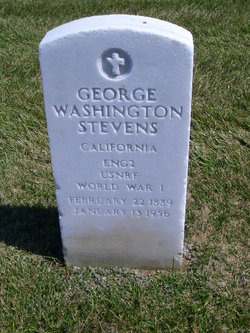 George Washington Stevens