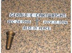 Gerald E Cartwright