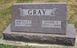 Marcella T <i>Thomas</i> Gray