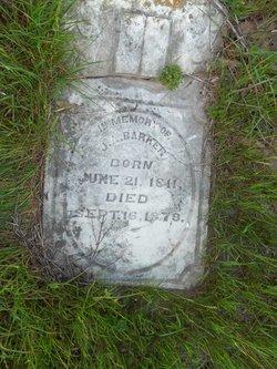 James Addison Barker