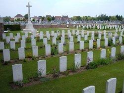 Mazingarbe Communal Cemetery Extension
