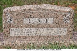 Charles H Curly Blair