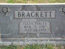 Cleta Finley Brackett