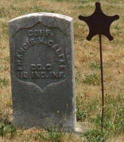 Corp Francis M. Calfee