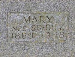 Maria Wilhelmina <i>Schulz</i> Wille
