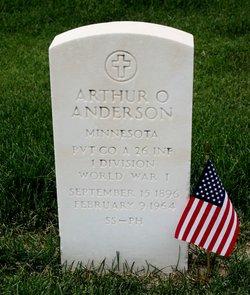 Arthur Oliver Anderson