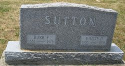 Burr E Sutton