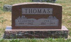 Iva L Thomas