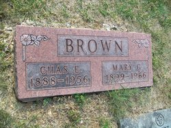 Mary G Brown