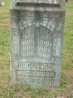 Richard Montgomery McClendon