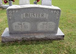 Ida F <i>Eads</i> Buster