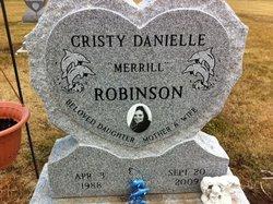 Cristy Danielle <i>Merrill</i> Robinson