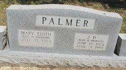 J D Palmer