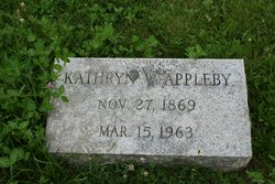 Sarah Kathryn <i>Waters</i> Appleby