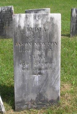 Lydia <i>Collins</i> Newton