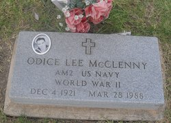 Odice Lee McClenny