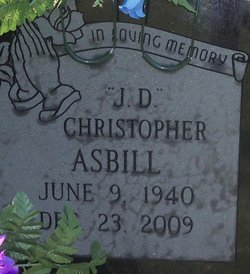 Christopher JD Asbill