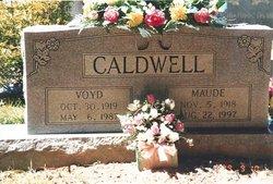 Earnest Voyd Caldwell