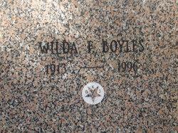 Wilda Faye <i>Johnson</i> Boyles