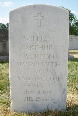William Arthur Worton