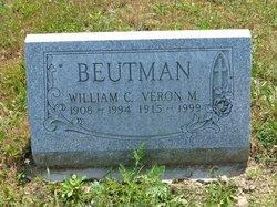 Veron M. <i>Adams</i> Beutman
