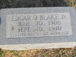 Edward O. Blake, Jr.