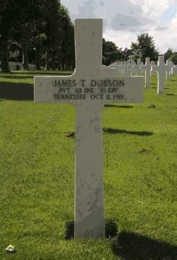 Pvt James T. Dobson