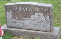 William D. Brown