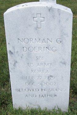 Norman G Doering