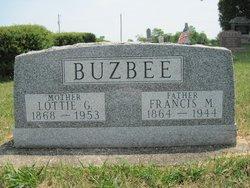 Francis M Buzbee