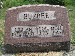 Lillian <i>Puterbaugh</i> Buzbee