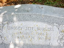 Lidsey Jeff Burgess