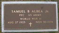 Samuel Burgess Albea, Jr
