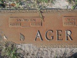 Snowden Ager