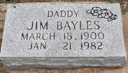 Jim Ray Bayles