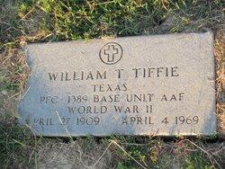 William Teg Tiffie