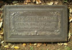 Carol Christine <i>Stevens</i> Karlsen