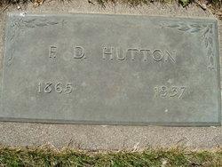 Frank D. Hutton