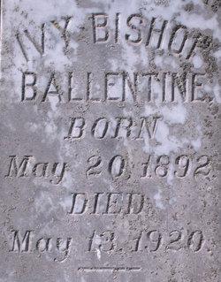 Ivy <i>Bishop</i> Ballentine