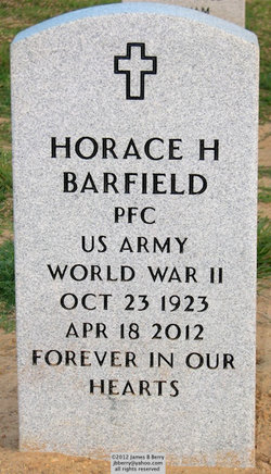 Horace Harris Barfield